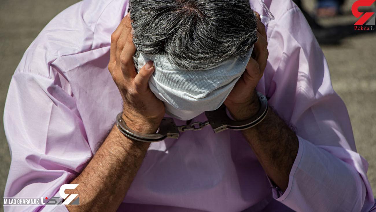 اختلاف خونین در ایذه  / قاتل دستگیر شد