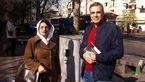 پرونده رضا خندان شوهرنسرین ستوده در دادگاه انقلاب
