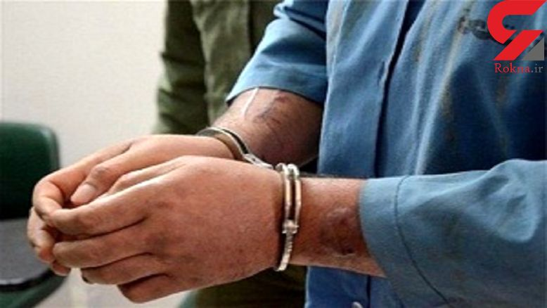 دستگیری سارق لوازم  خودرو در تربت جام