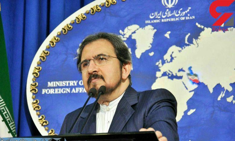 واکنش سخنگوی وزارت امور خارجه به حادثه گروگانگیری در پاریس