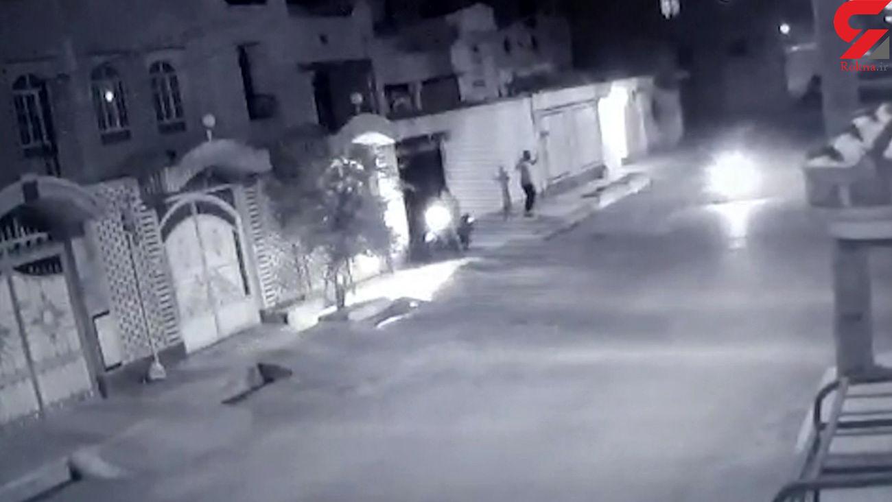 فیلم عجیب ترین صحنه سرقت مسلحانه در خوزستان + عکس و فیلم