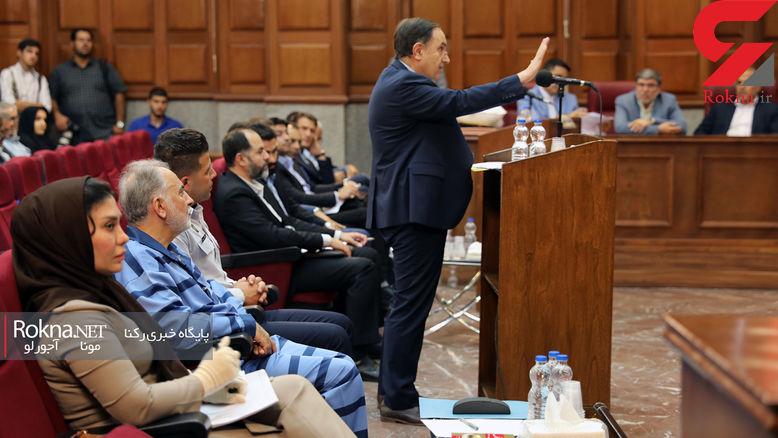 جزییات پرونده نجفی در شعبه بدوی دادگاه