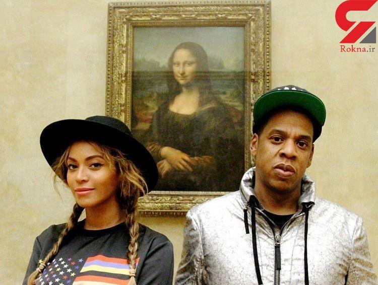 تور ویژه موزه لوور بر اساس ویدئوی از زوج هنری و معروف