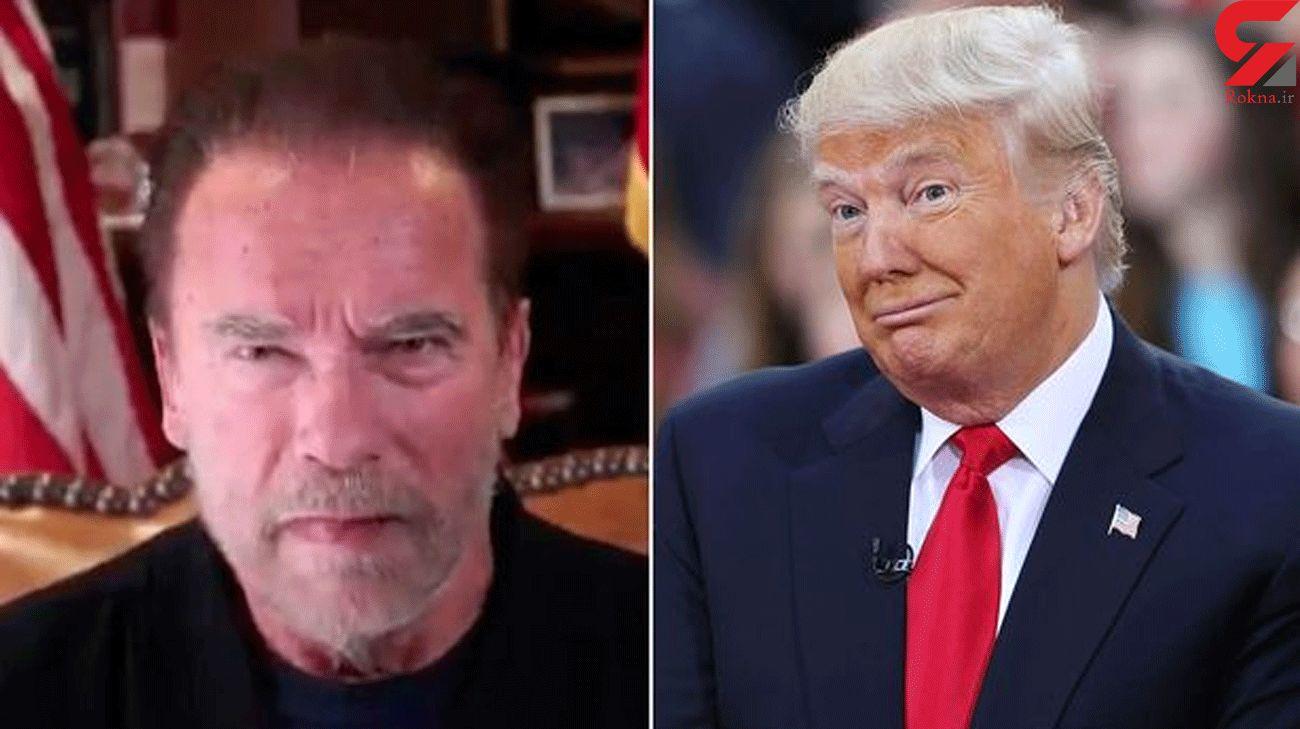 Arnold Schwarzenegger says Donald Trump remind him of 'Nazis'