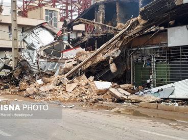 90 عکس از تخریب بانک ها و پمپ بنزین ها در اتفاق های روزهای اخیر!