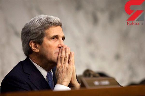 کری: دولت آمریکا راهکار غیر سازنده و خودتخریبی را در پیش گرفته است