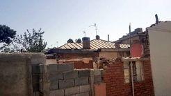 خانه خرابی در ده ونک مجددا شروع شد + فیلم