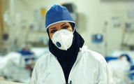 دابسمش آهنگ رضا صادقی توسط پرستاران زن و مرد + فیلم