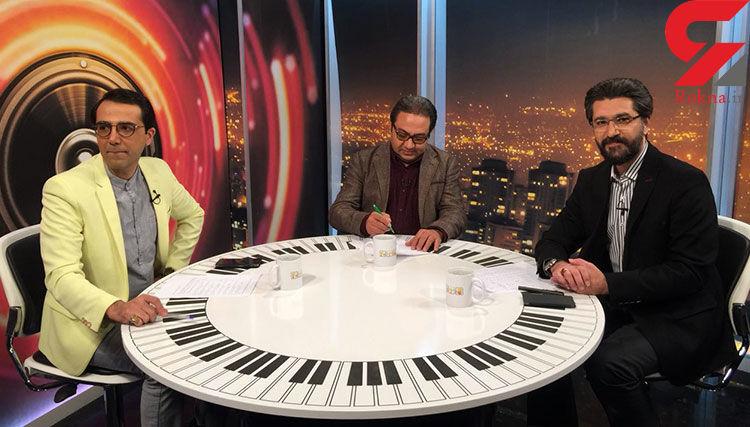 صدای خواننده معروف ترکیه از تلویزیون پخش شد اما صدای شجریان نه!