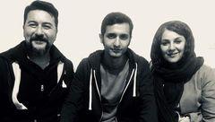 عکس یادگاری 2 بازیگر معروف با مجرم واقعه خونین پاسداران +عکس