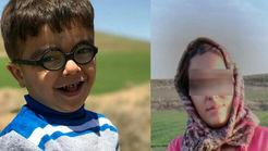 انتشار اولین فیلم از شکنجه مرگبار کودک بوکانی توسط نامادری اش + فیلم (16+)