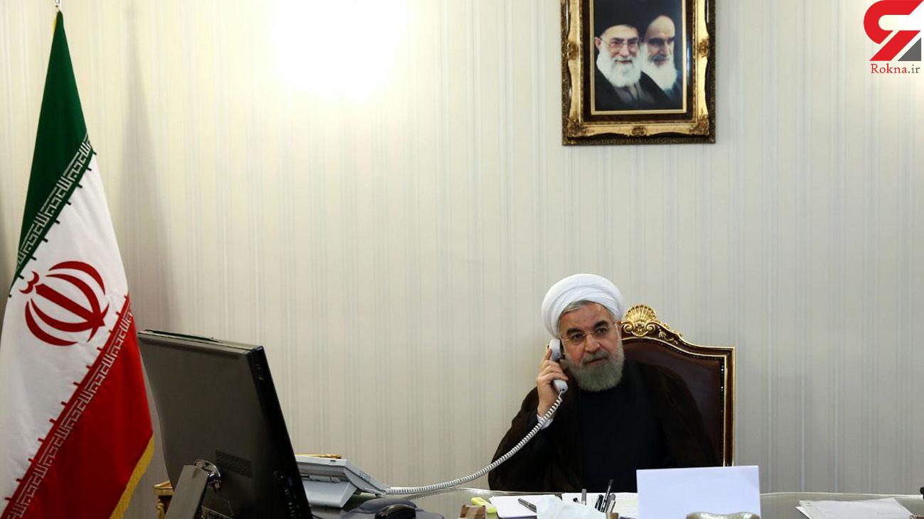روحانی : حضور رژیم صهیونیستی برای منطقه خطرناک است