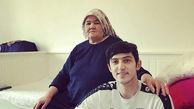 عاشقانه سردار آزمون و همسرش در هواپیما شخصی + عکس