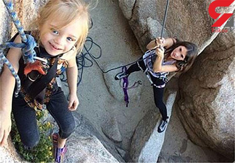 این کوهنورد جهان فقط 3 سال سن دارد! + عکس