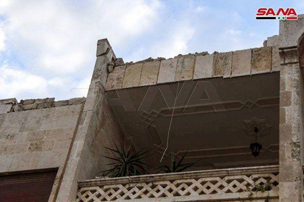 ۲ زن و یک کودک در حمله راکتی به حلب جان باختند