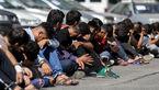 دستبند قانون بر دستان 27 خرده فروش مواد مخدر در فسا