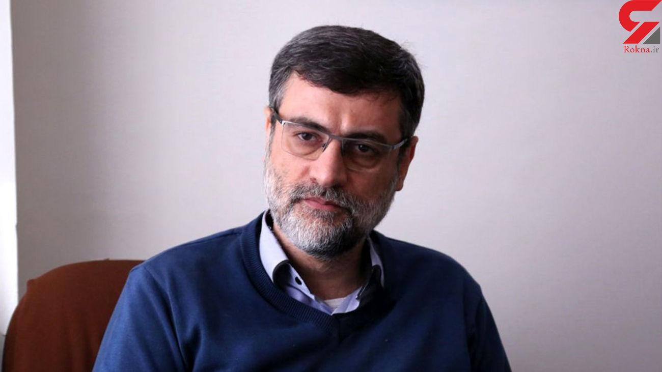 قاضی زاده هاشمی: تا آخر در انتخابات می مانم