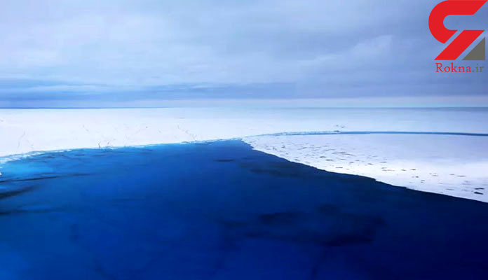 یخ گرینلند آب شد!