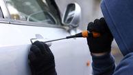کشف خودروی پراید سرقتی در زنجان