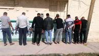 2 قتل فجیع در درگیری مسلحانه / جزئیات بازداشت 22 مظنون به قتل