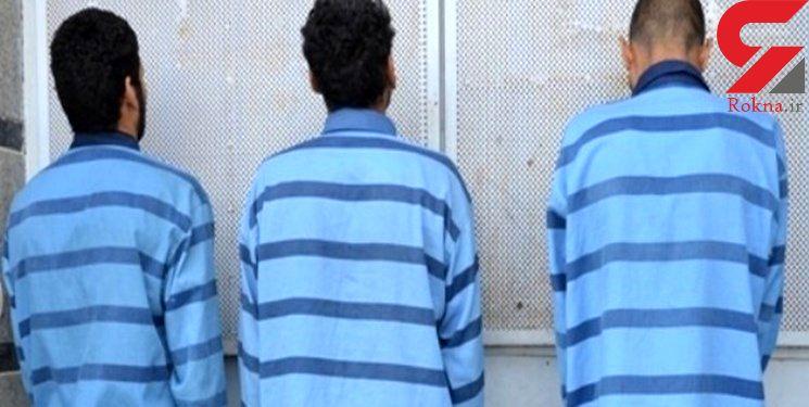 دستگیری شبانه سارقان فراری در بوشهر / آنها سارق طلاهای منازل بودند