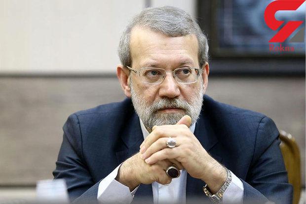 لاریجانی انصراف داد / قصد شرکت در انتخابات مجلس ندارم
