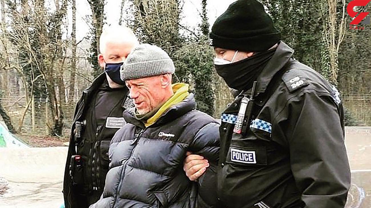 بازداشت آشپز بدون ماسکی که به مردم سوپ می داد