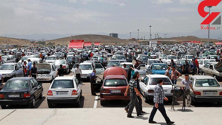 از قیمت لکسوس تا بازار دو نرخی خودروهای داخلی در نخستین روزهای بهار