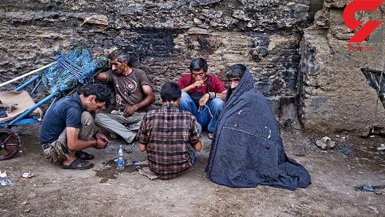دستگیری 28 معتاد ولگرد در یزد