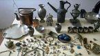 پلیس آگاهی خرمشهر مانع خروج اشیاء تاریخی از کشور شد