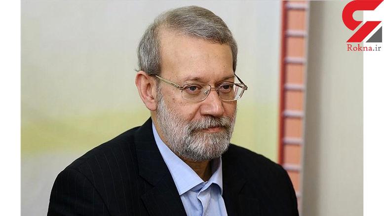جلسه اعضای لیست خدمت با علی لاریجانی
