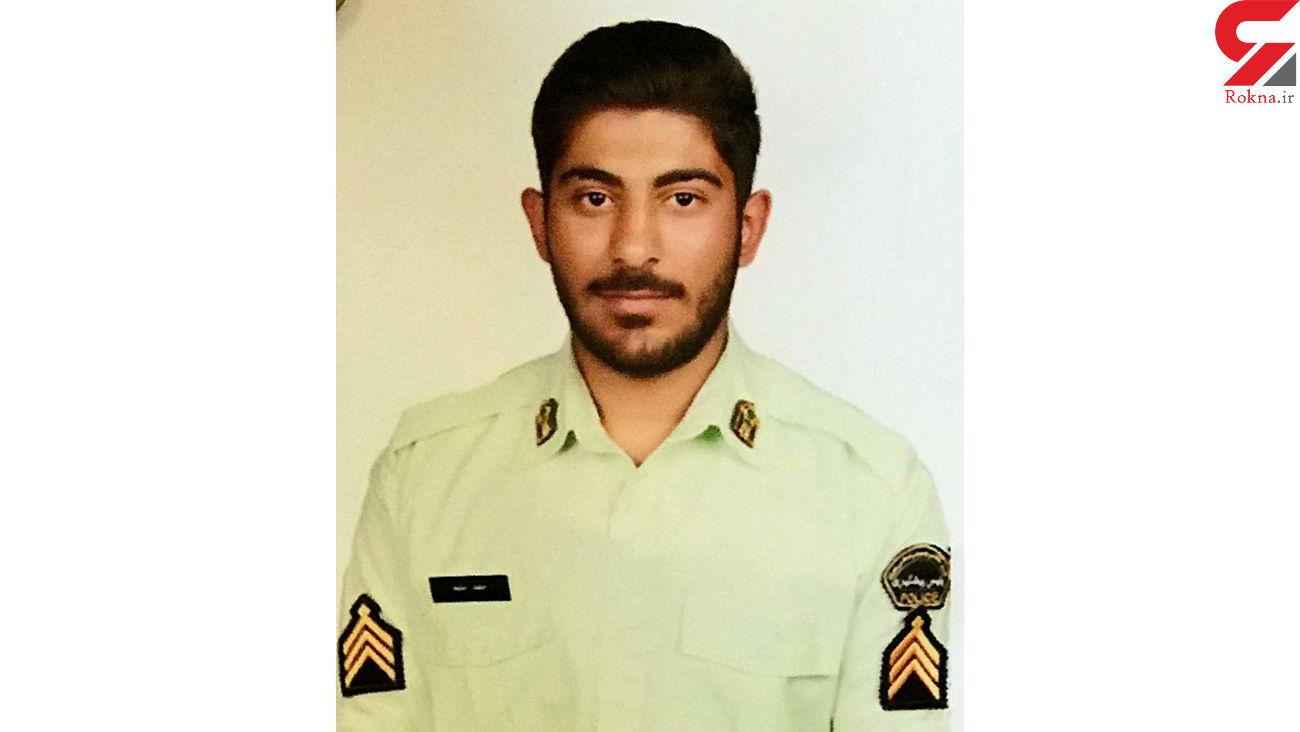 شهادت پلیس موتورسوار کلانتری 144 جوادیه تهرانپارس / در شب اول محرم رخ داد
