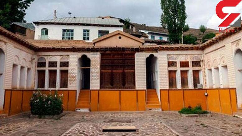 دستور خرید خانه نیما یوشیج صادر شد