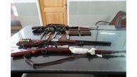 5 مرد مسلح وحشت آفرین آبادان دستگیر شدند +عکس