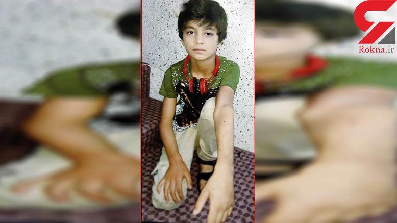 اسماعیل 11 ساله در تهران گم شد! / او کجاست؟! / پلیس کمک خواست! +عکس