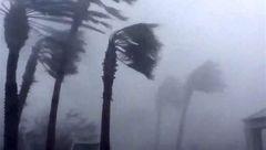 هواشناسی امروز ۹۷/۰۷/۳۰ | وزش باد شدید، رگبار باران و مواج شدن دریا