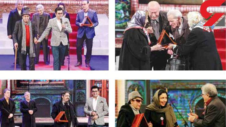 ادای احترام به پنج دهه موسیقی ایران