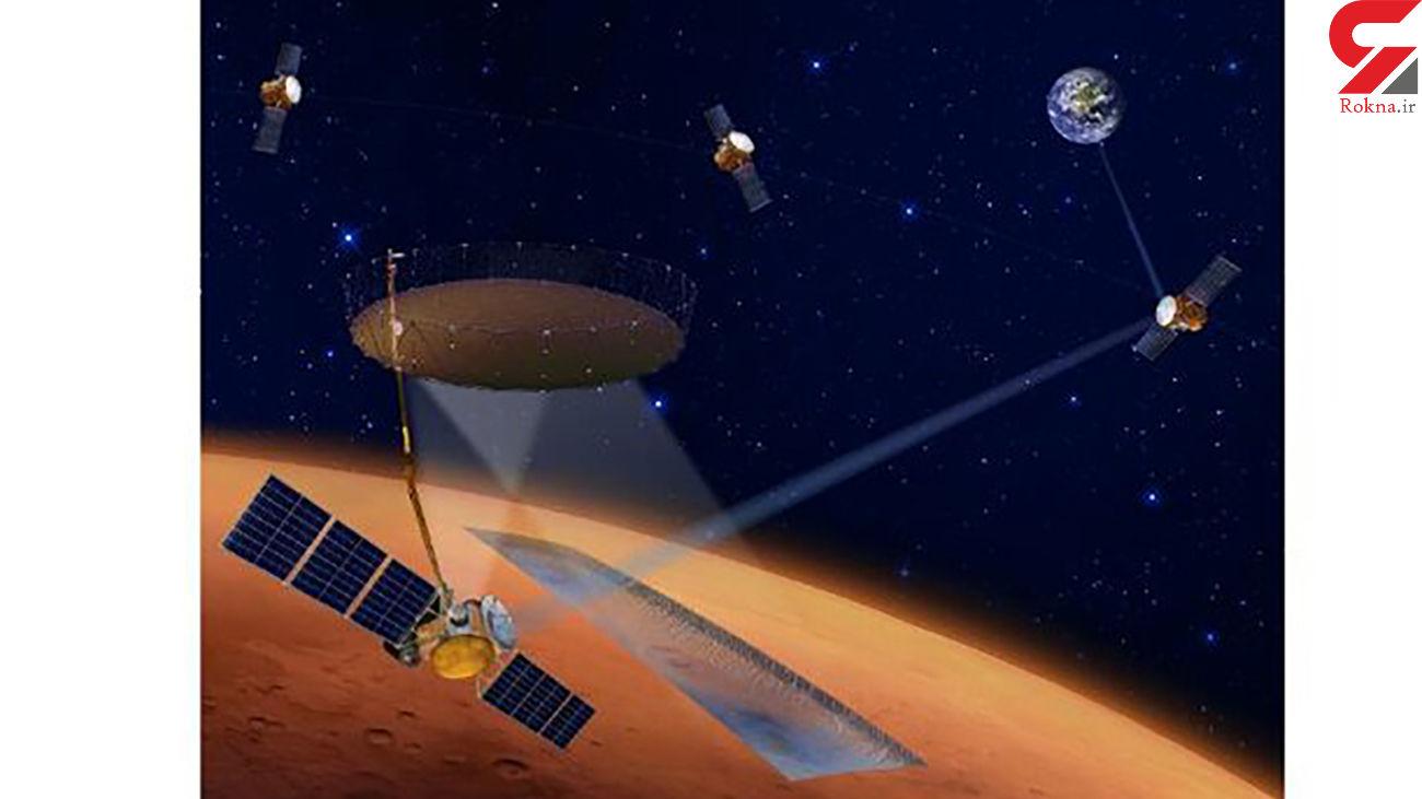 تلاش برای کشف یخ در مریخ