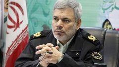 وجود 1.8 نفر پلیس در ایران به ازای هر 10 هزار نفر