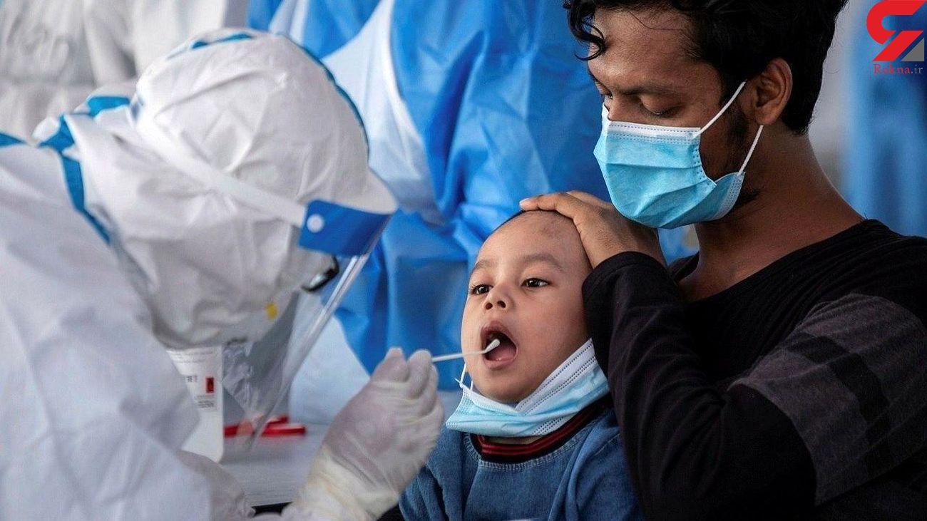 بیاشتهایی در کودکان میتواند از علائم ابتلا به ویروس کرونا باشد