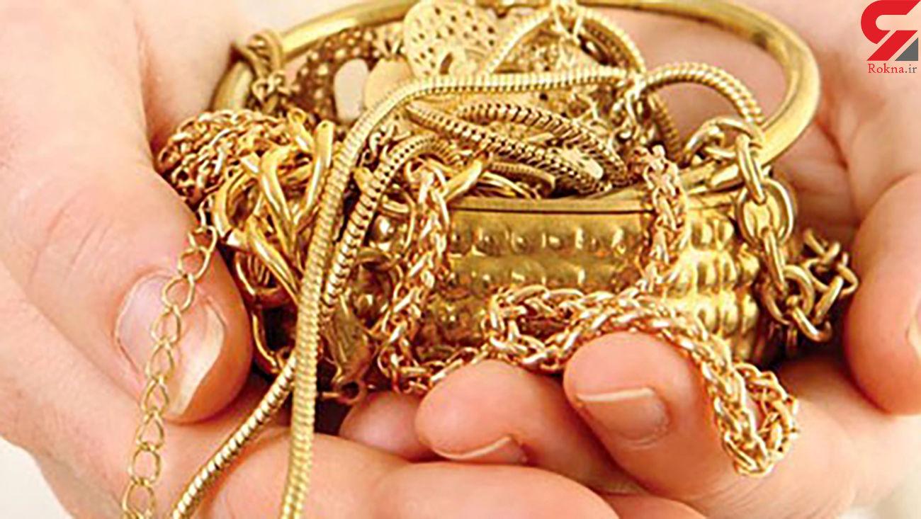طلای گمشده میلیاردی به صاحبش بازگشت / هرمزگان