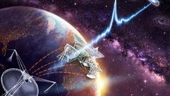 کشف یک سیگنال اسرار آمیز در فضا!