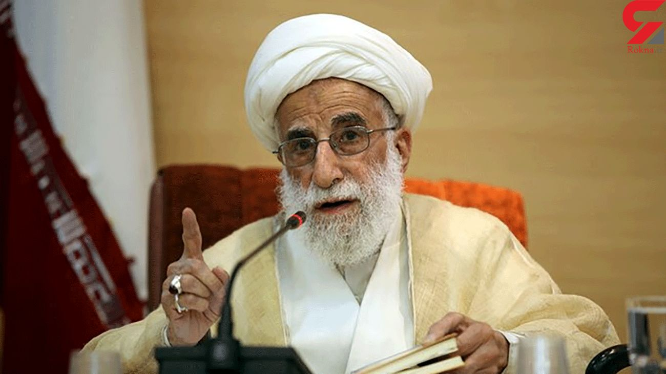 Ayatollah Jannati's reaction to Macron's support for cartoons against the Prophet