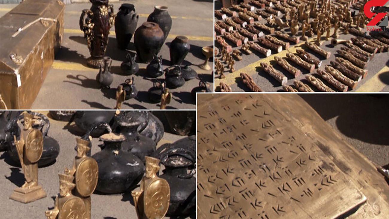 راز تابوت مومیایی در مراغه برملا کرد / بازداشت مردان گنج دوست