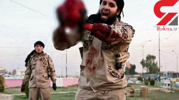 این تروریستهای داعشی پس از مرگ هم جان مردم را میگیرند!