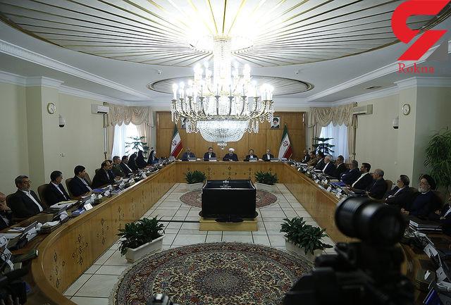 رأی اعتماد وزرا به استانداران پیشنهادی چهار استان