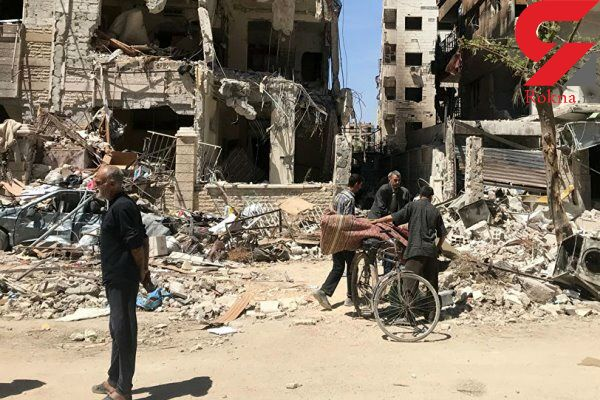 کشته شدن 11 کودک و زن سوری در حمله به حلب / تروریست ها کودکان را هدف گرفتند