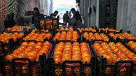 راز پرتقال های رنگی شده در میاندرود
