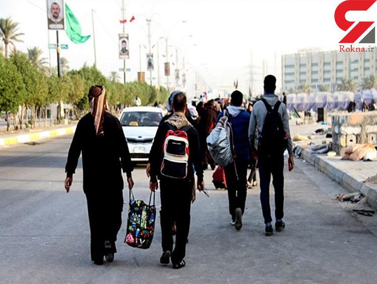 3 سال زندان جزای ورود غیرقانونی زائران به خاک عراق