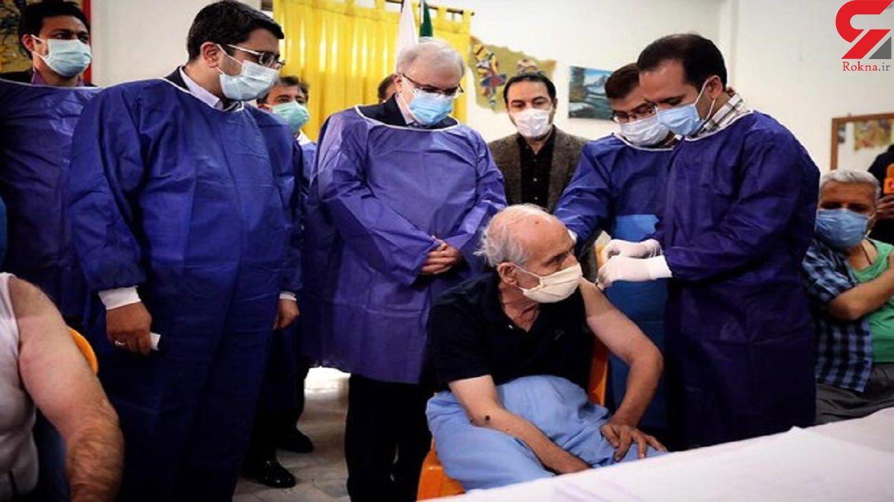 مراکز تزریق واکسن کرونا برای سالمندان تهرانی  + جدول